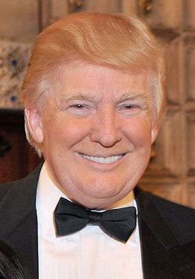Pray the rosary for Donald Trump